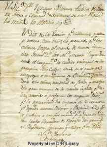 Announcement of Jose Maria Morelos's victory over Spanish troops.
