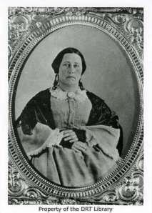 Susanna Dickinson Alamo Survivor Inside The Gates