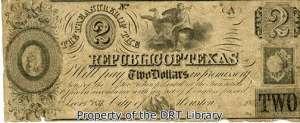 $2 change note