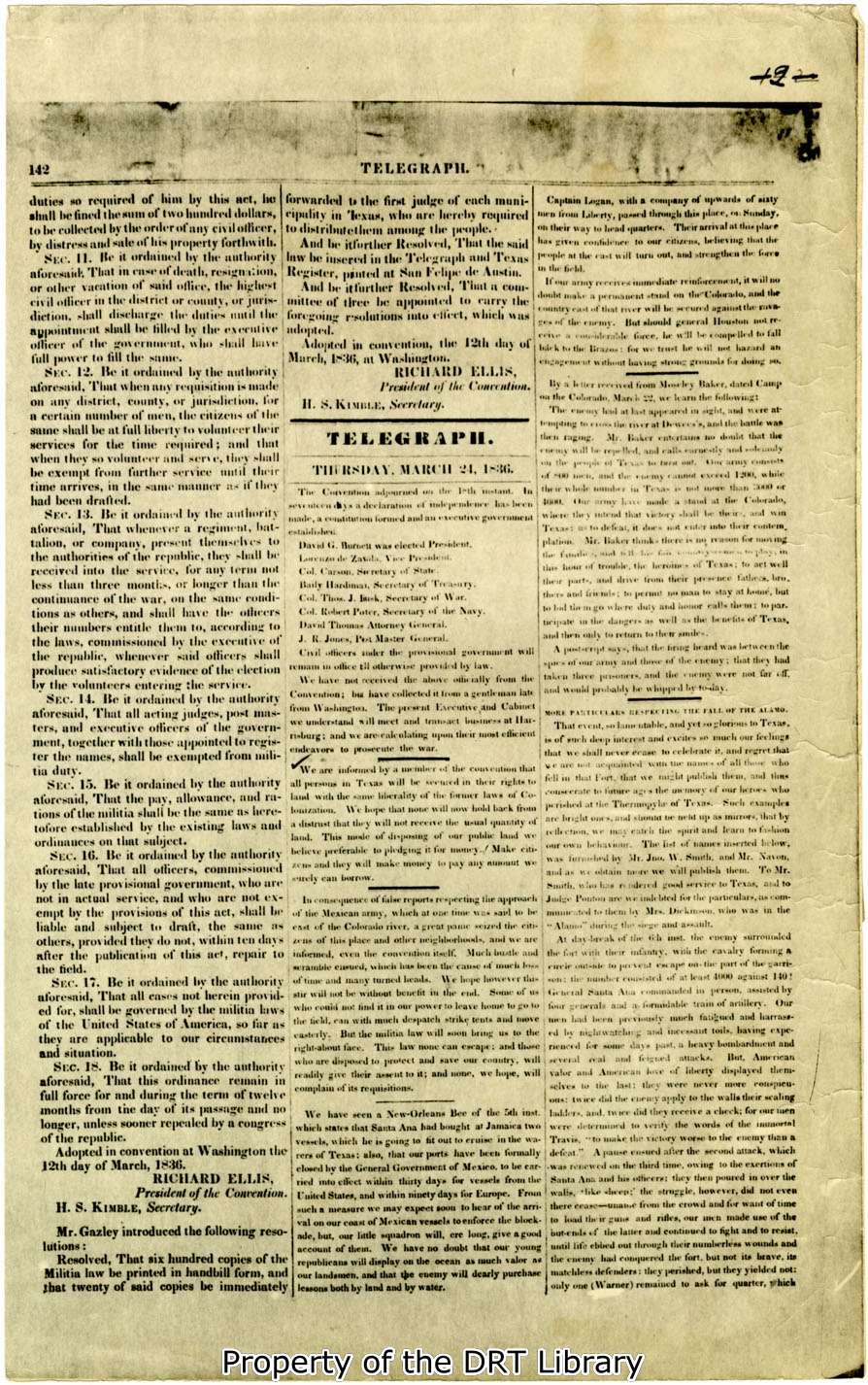 newspaper articles as primary sources