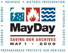 MayDay 2009 logo