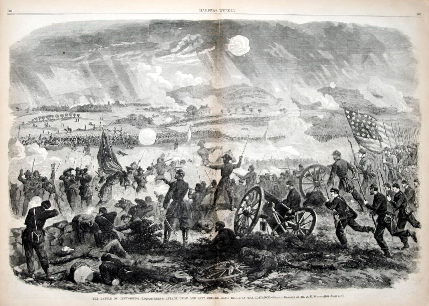 a research report on a major siege of the american civil war Research essay sample on causes of mexican american war custom was a major factor in the cause of the war war, american civil war research essay.