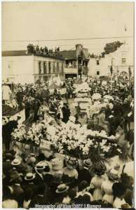 Fiesta 1910 It S Enough To Make One Want To Live Here