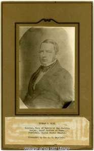 A portrait of Thomas Jefferson Rusk.