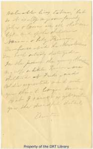The second page of the letter.
