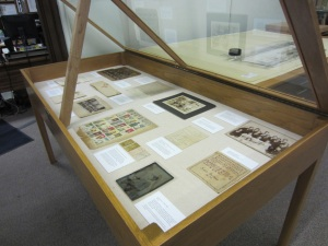 "The second Open House exhibit, ""Kids in the Archives!"""
