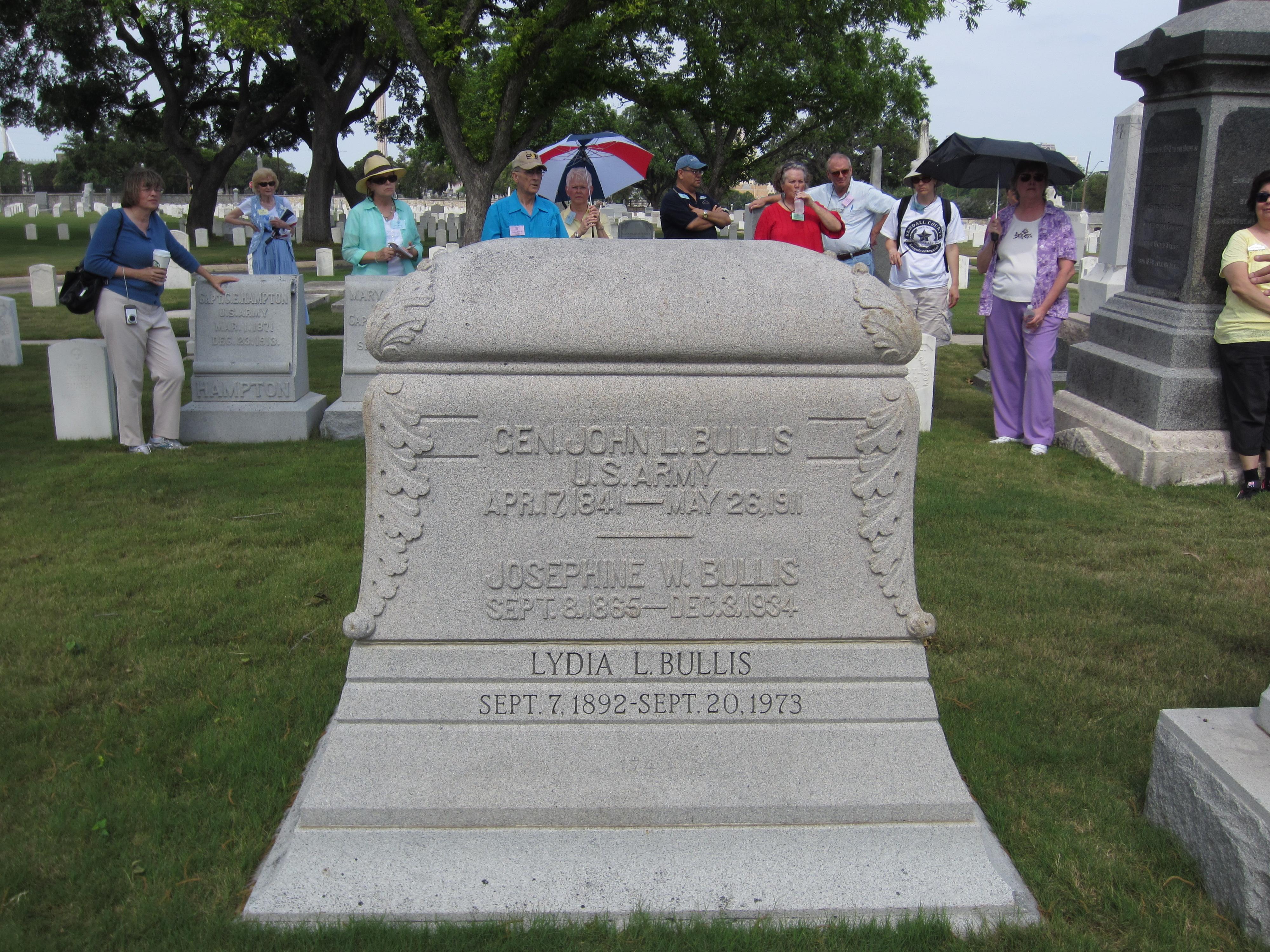 "Recap of the Texas History Forum, ""Historic Cemeteries Bus ..."