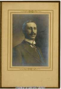Adolph Guenther Beckmann, circa 1915.