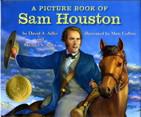 With beautiful illustrations and text appropriate for anyone at any reading level, this is a great book for learning about Texas history!
