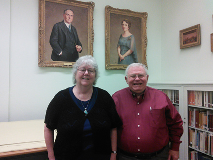 Dr. Victoria Cummins and Dr. Light Cummins are professors of history at Austin College in Sherman, Texas.
